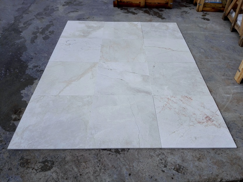 Milky Venetian Polished Marble