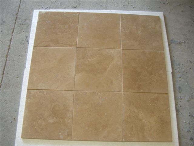 Noce Travertine Filled&Honed
