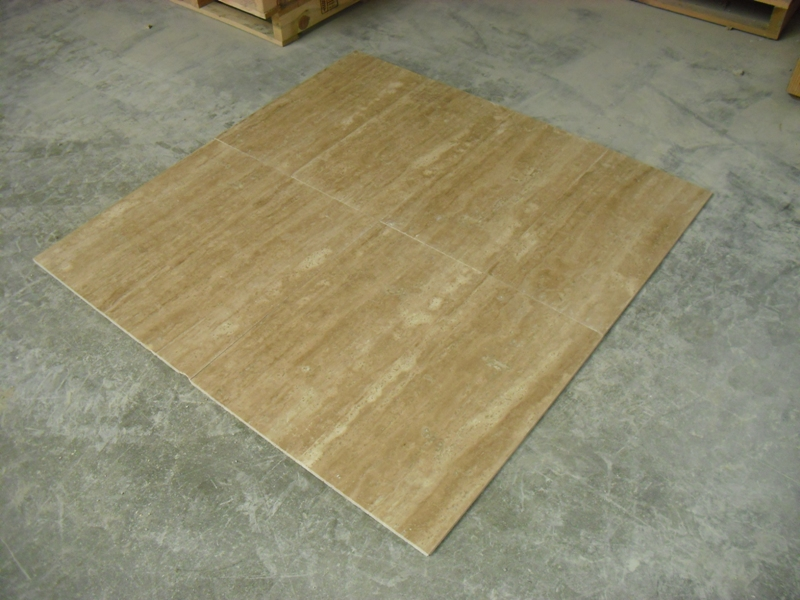 Light Walnut Veincut Filed&Honed